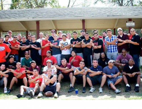 The Ties That Bind Us: Brotherhood Twice Over at Texas A&M's Delta Chapter