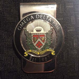 ODPhi Money Clip
