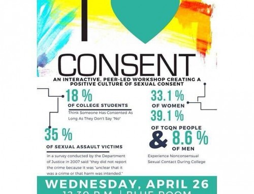 Beta Mu Chapter Leads Sexual Assault Awareness Workshop