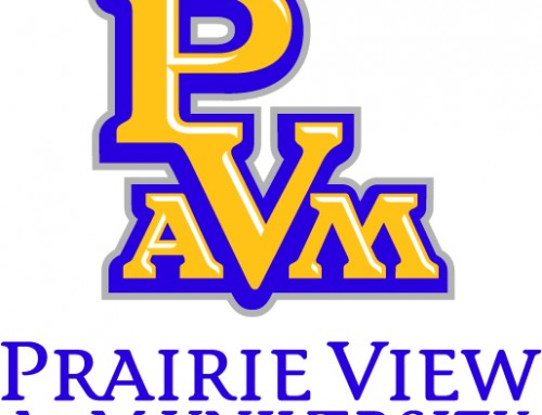 On Wednesdays We Rock Letters: Prairie View A&M Colony