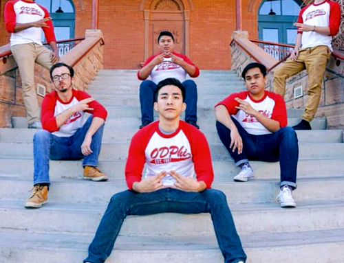 On Wednesdays We Rock Letters: Epsilon Chapter at Arizona State University