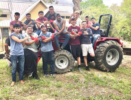 Delta Chapter Continues Tradition of The Big Event, Largest Student Run Day of Service in the Nation in Aggieland