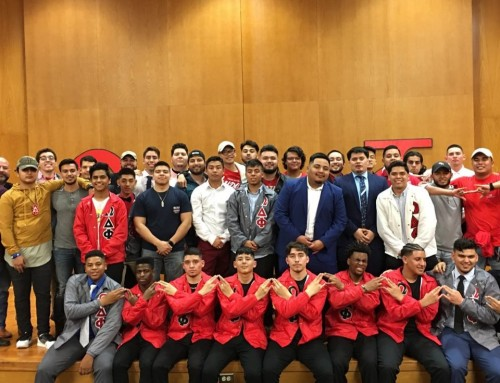 On Wednesday's We Rock Letters: Chi Chapter at The University of Texas at Austin