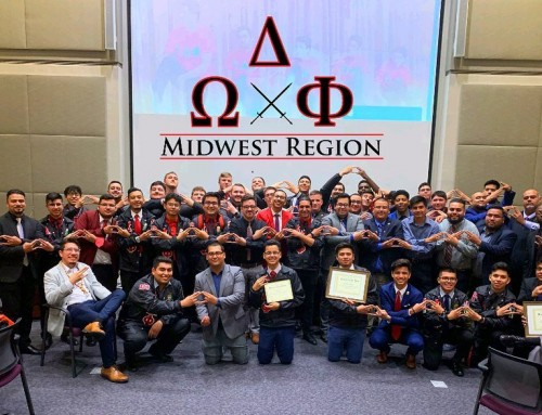 Midwest Region Convenes at Northwestern University for Regional Conference 2019; Alpha Sigma Chapter Earns Chapter of the Year
