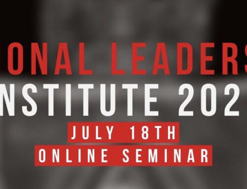Virtual National Leadership Institute: Recap